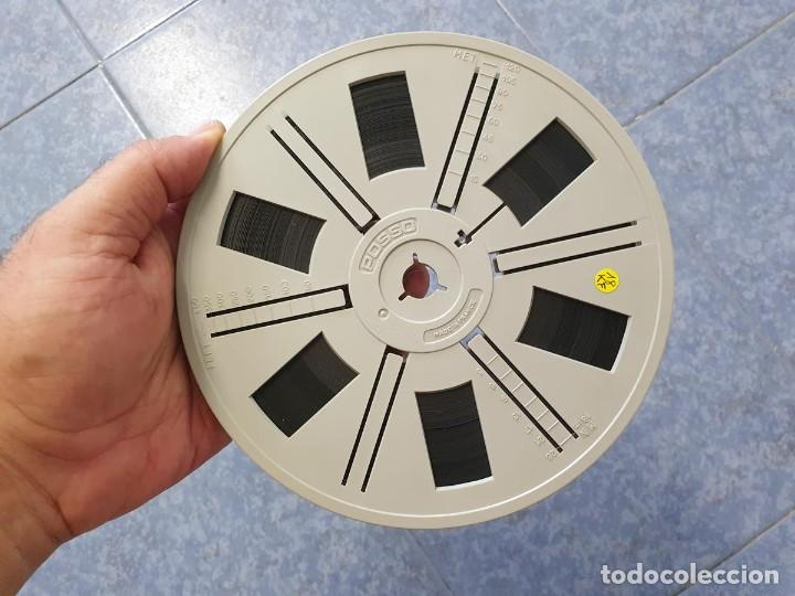 Cine: ANTIGUA BOBINA-DE PELÍCULA-FILMACIONES AMATEUR-FOGUERES-SANT JOAN (1973) SUPER 8 MM, RETRO FILM - Foto 221 - 212835668