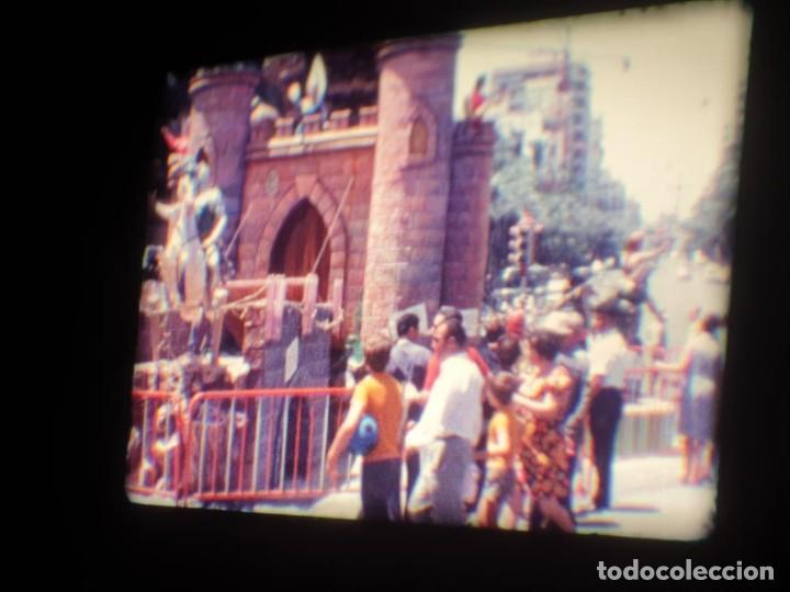 Cine: ANTIGUA BOBINA DE PELÍCULA-FILMACIONES AMATEUR-FOGUERES-SANT JOAN (1971) SUPER 8 MM, RETRO FILM - Foto 69 - 213359967