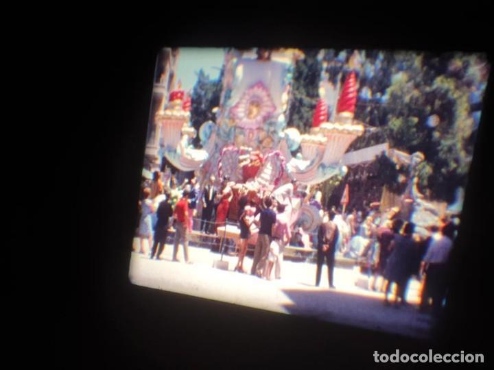 Cine: ANTIGUA BOBINA DE PELÍCULA-FILMACIONES AMATEUR-FOGUERES-SANT JOAN (1971) SUPER 8 MM, RETRO FILM - Foto 104 - 213359967