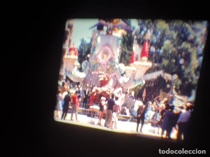 Cine: ANTIGUA BOBINA DE PELÍCULA-FILMACIONES AMATEUR-FOGUERES-SANT JOAN (1971) SUPER 8 MM, RETRO FILM - Foto 105 - 213359967