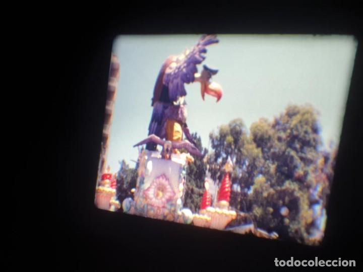 Cine: ANTIGUA BOBINA DE PELÍCULA-FILMACIONES AMATEUR-FOGUERES-SANT JOAN (1971) SUPER 8 MM, RETRO FILM - Foto 107 - 213359967
