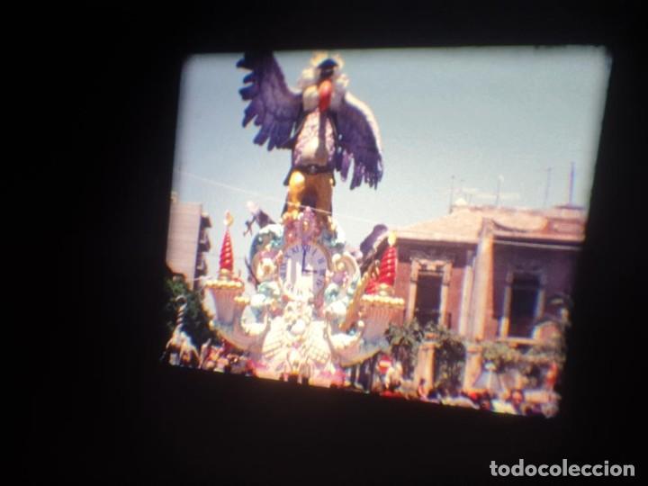 Cine: ANTIGUA BOBINA DE PELÍCULA-FILMACIONES AMATEUR-FOGUERES-SANT JOAN (1971) SUPER 8 MM, RETRO FILM - Foto 114 - 213359967
