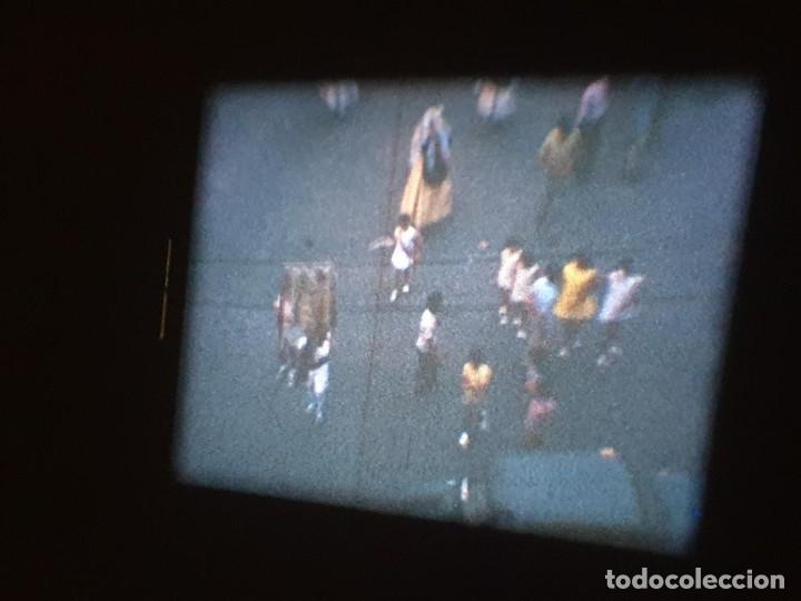 Cine: ANTIGUA BOBINA DE PELÍCULA-FILMACIONES AMATEUR-FOGUERES-SANT JOAN (1971) SUPER 8 MM, RETRO FILM - Foto 134 - 213359967