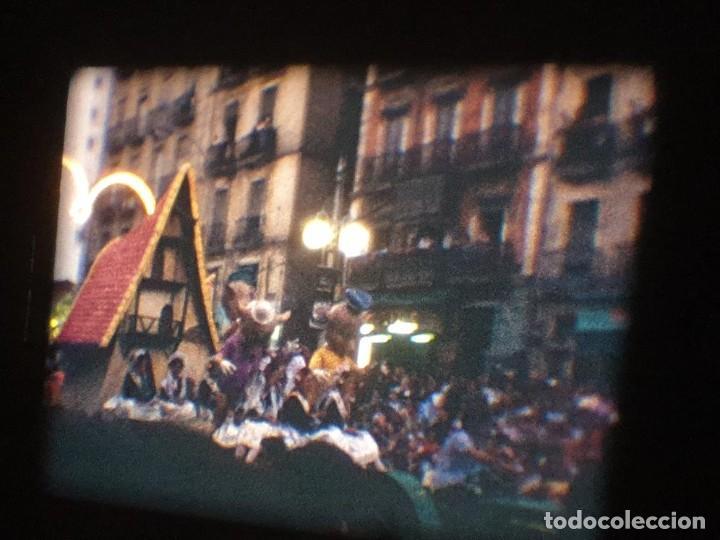 Cine: ANTIGUA BOBINA DE PELÍCULA-FILMACIONES AMATEUR-FOGUERES-SANT JOAN (1971) SUPER 8 MM, RETRO FILM - Foto 141 - 213359967