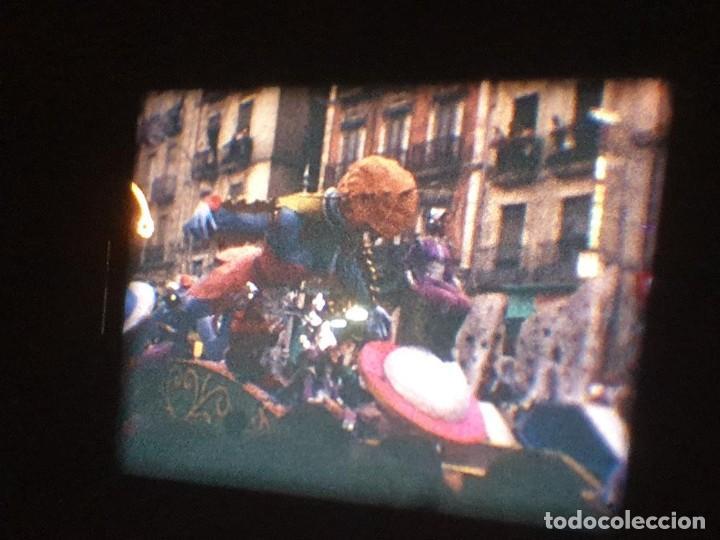 Cine: ANTIGUA BOBINA DE PELÍCULA-FILMACIONES AMATEUR-FOGUERES-SANT JOAN (1971) SUPER 8 MM, RETRO FILM - Foto 146 - 213359967