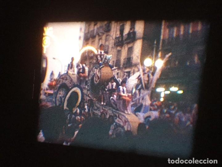 Cine: ANTIGUA BOBINA DE PELÍCULA-FILMACIONES AMATEUR-FOGUERES-SANT JOAN (1971) SUPER 8 MM, RETRO FILM - Foto 148 - 213359967