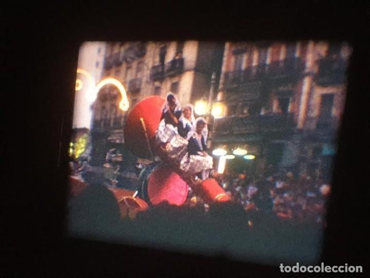 Cine: ANTIGUA BOBINA DE PELÍCULA-FILMACIONES AMATEUR-FOGUERES-SANT JOAN (1971) SUPER 8 MM, RETRO FILM - Foto 150 - 213359967
