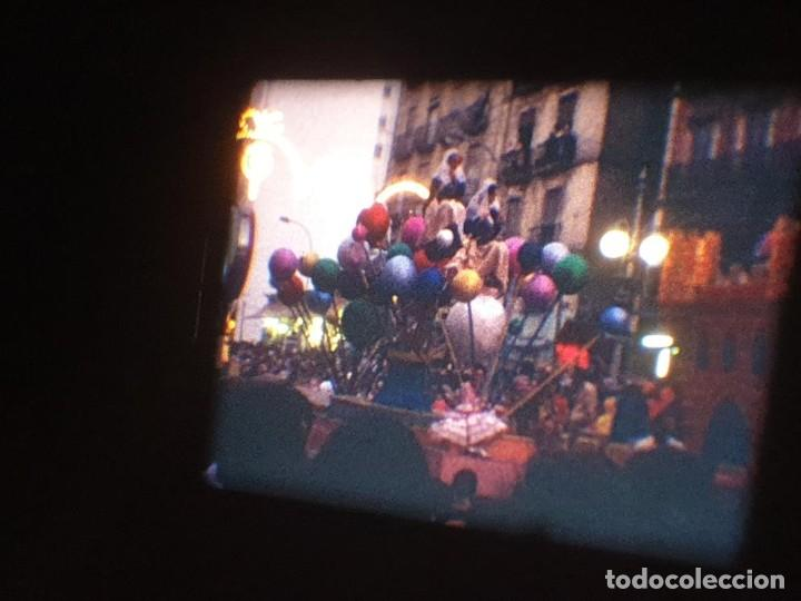 Cine: ANTIGUA BOBINA DE PELÍCULA-FILMACIONES AMATEUR-FOGUERES-SANT JOAN (1971) SUPER 8 MM, RETRO FILM - Foto 155 - 213359967