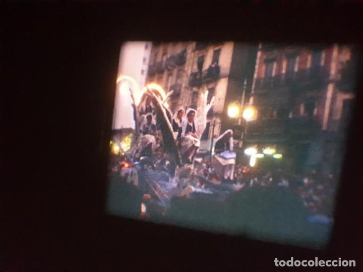 Cine: ANTIGUA BOBINA DE PELÍCULA-FILMACIONES AMATEUR-FOGUERES-SANT JOAN (1971) SUPER 8 MM, RETRO FILM - Foto 163 - 213359967