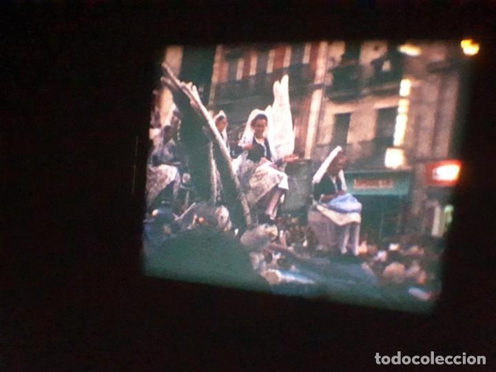 Cine: ANTIGUA BOBINA DE PELÍCULA-FILMACIONES AMATEUR-FOGUERES-SANT JOAN (1971) SUPER 8 MM, RETRO FILM - Foto 164 - 213359967