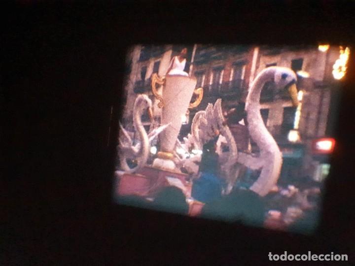 Cine: ANTIGUA BOBINA DE PELÍCULA-FILMACIONES AMATEUR-FOGUERES-SANT JOAN (1971) SUPER 8 MM, RETRO FILM - Foto 169 - 213359967