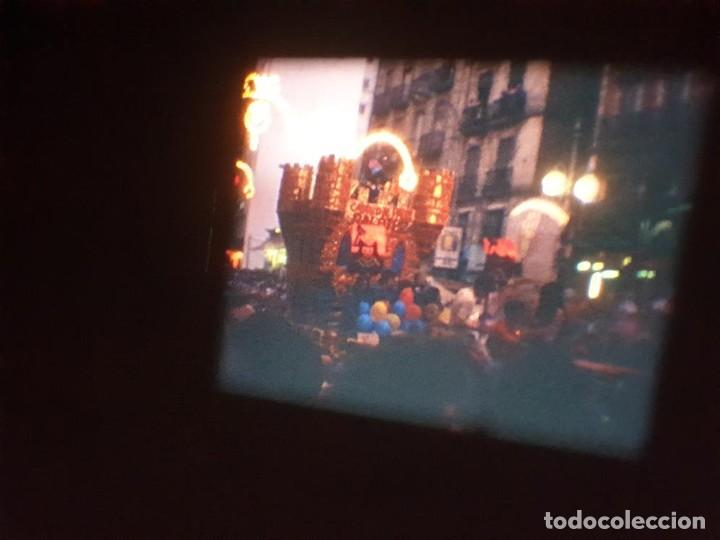 Cine: ANTIGUA BOBINA DE PELÍCULA-FILMACIONES AMATEUR-FOGUERES-SANT JOAN (1971) SUPER 8 MM, RETRO FILM - Foto 173 - 213359967