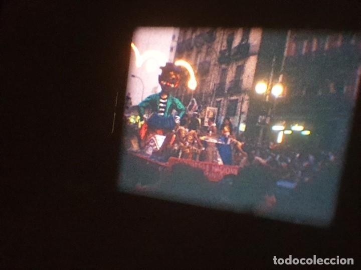Cine: ANTIGUA BOBINA DE PELÍCULA-FILMACIONES AMATEUR-FOGUERES-SANT JOAN (1971) SUPER 8 MM, RETRO FILM - Foto 183 - 213359967