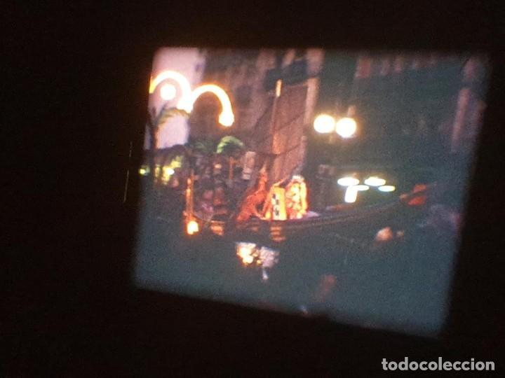 Cine: ANTIGUA BOBINA DE PELÍCULA-FILMACIONES AMATEUR-FOGUERES-SANT JOAN (1971) SUPER 8 MM, RETRO FILM - Foto 184 - 213359967