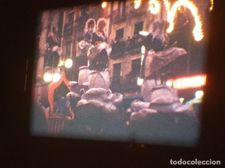 Cine: ANTIGUA BOBINA DE PELÍCULA-FILMACIONES AMATEUR-FOGUERES-SANT JOAN (1971) SUPER 8 MM, RETRO FILM - Foto 189 - 213359967