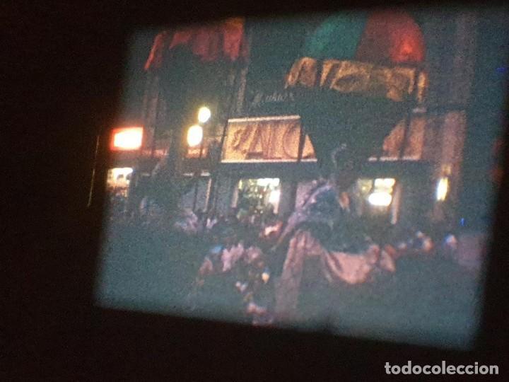 Cine: ANTIGUA BOBINA DE PELÍCULA-FILMACIONES AMATEUR-FOGUERES-SANT JOAN (1971) SUPER 8 MM, RETRO FILM - Foto 191 - 213359967