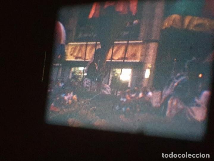 Cine: ANTIGUA BOBINA DE PELÍCULA-FILMACIONES AMATEUR-FOGUERES-SANT JOAN (1971) SUPER 8 MM, RETRO FILM - Foto 192 - 213359967