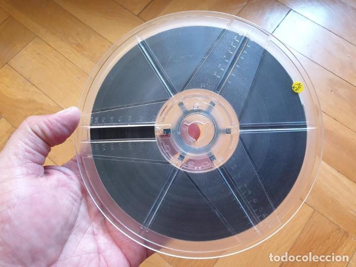 Cine: ANTIGUA BOBINA DE PELÍCULA-FILMACIONES AMATEUR-FOGUERES-SANT JOAN (1971) SUPER 8 MM, RETRO FILM - Foto 198 - 213359967