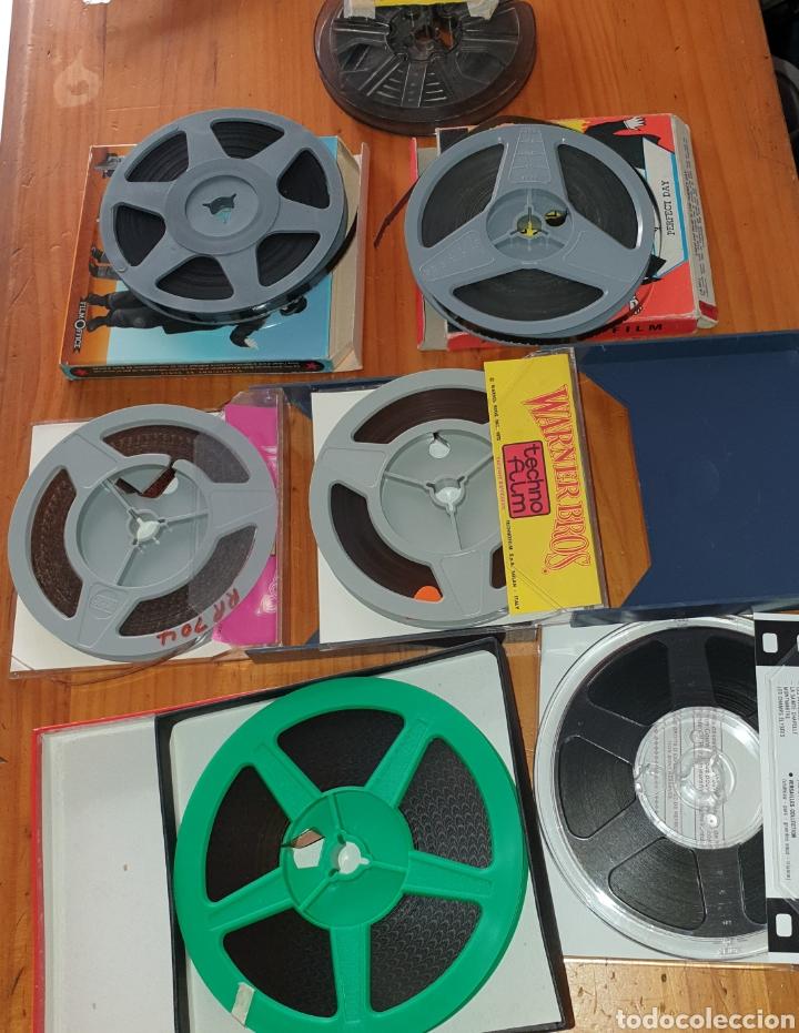 Cine: Lote de 7 películas super 8mm - Foto 2 - 213423508