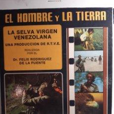 Cine: RODRÍGUEZ DE LA FUENTE,SELVA VIRGEN. Lote 213648252