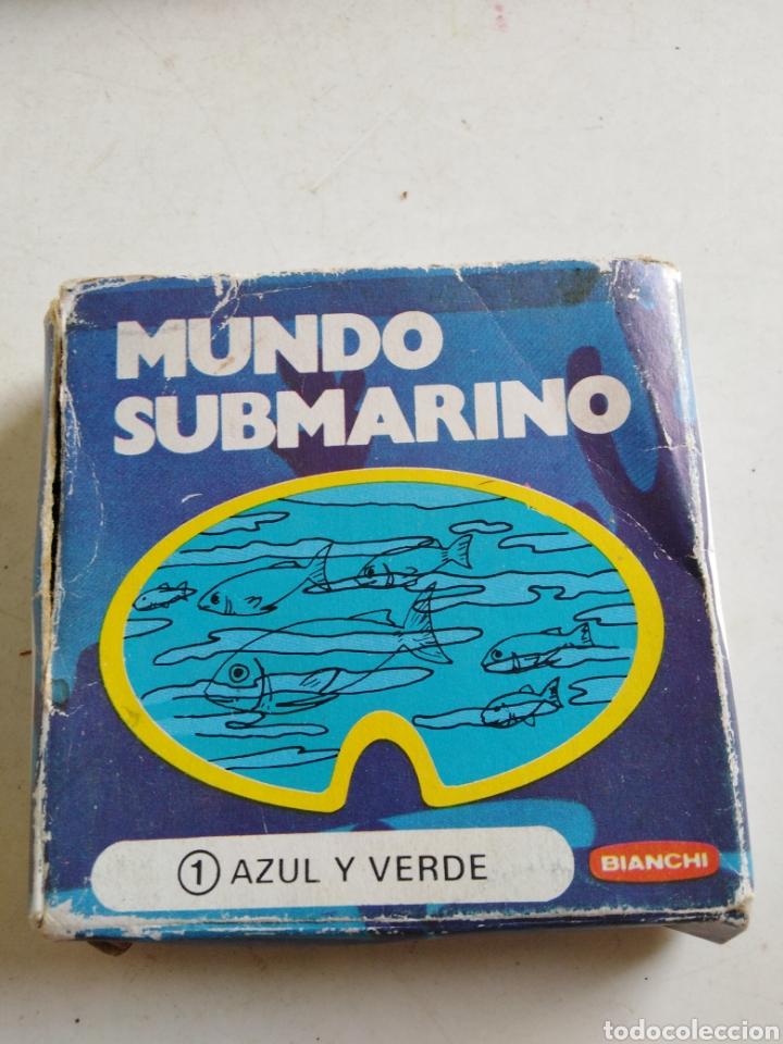 Cine: Lote de 11 películas Súper 8, vida animal y mundo submarino ( bianchi ) - Foto 8 - 214095346