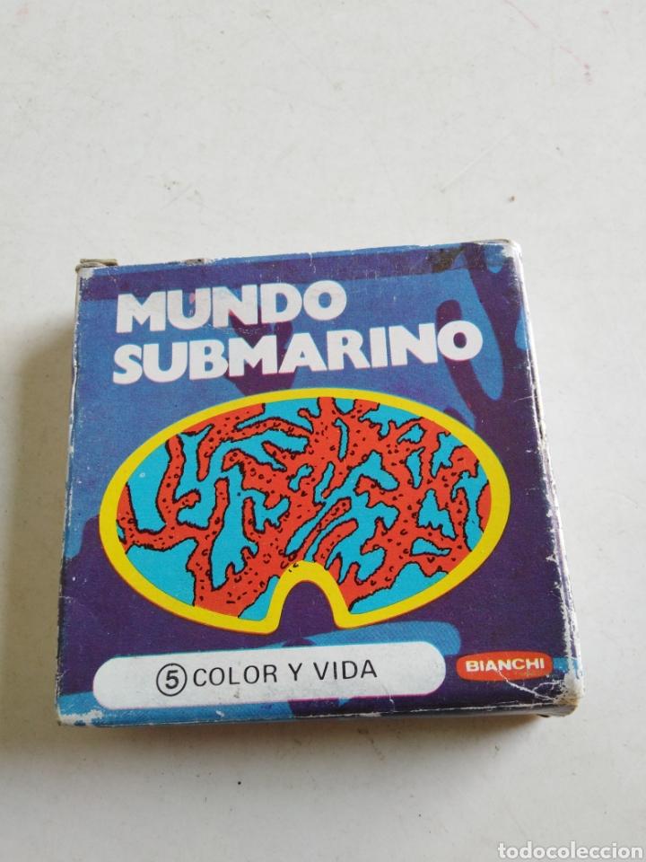 Cine: Lote de 11 películas Súper 8, vida animal y mundo submarino ( bianchi ) - Foto 11 - 214095346