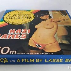 Cinéma: NAZIS GAMES (X). Lote 217257553