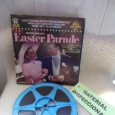 Cine: ENVIO CON TC: 4€ EAESTER PARADE 1948 JUDY GARLAN, PELICULA DE CINE SUPER8 COLOR SONORA 120MTS. Lote 217673907