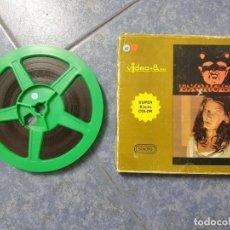 Cine: EXORCISMO (PAUL NASCHY) REDUCCIÓN -1 X 90 MTS PELÍCULA SUPER 8 MM- RETRO- VINTAGE FILM. Lote 218324631