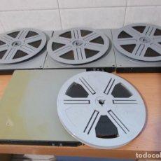 Cine: COLOR CLIMAX FILMS ADULTOS AÑOS 70 LOTE 4 PELICULAS CINE SUPER8 COLOR PERFECTO BOBINAS DE 120 METROS. Lote 218744836