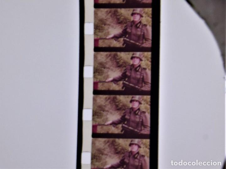 Cine: TREN ESPECIAL PARA HITLER - LARGOMETRAJE SUPER 8 MM - MUY BUEN ESTADO DE PASE Y CUIDADA - Foto 3 - 221245028