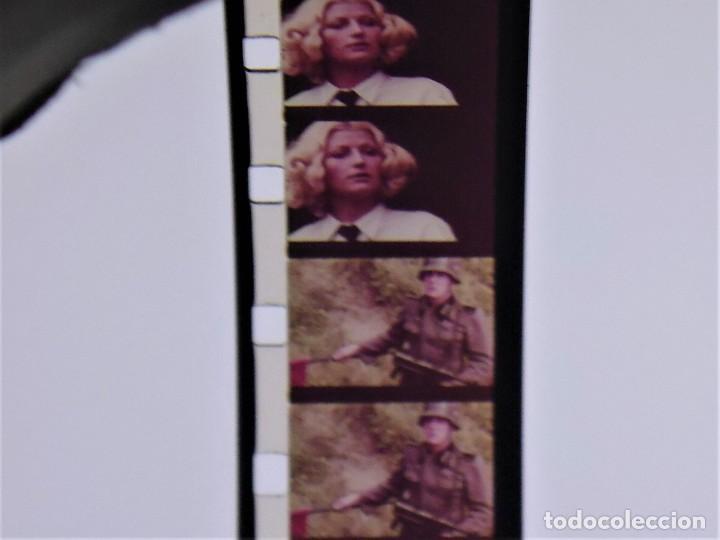 Cine: TREN ESPECIAL PARA HITLER - LARGOMETRAJE SUPER 8 MM - MUY BUEN ESTADO DE PASE Y CUIDADA - Foto 4 - 221245028