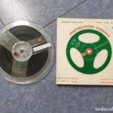 Cine: ANTIGUA BOBINA DE PELÍCULA-FILMACIONES-AMATEUR-LAS PALMAS -1976, SUPER 8 MM, RETRO VINTAGE FILM. Lote 221653158