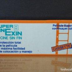 Cine: PELICULA SUPER 8 CINEXIN MICKEY CAPITAN DE BARCO-AÑOS 80-VER FOTOS. Lote 221994210