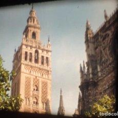 Cine: ANTIGUA BOBINA DE PELÍCULA-FILMACIONES AMATEUR SEVILLA - 1978 SUPER 8 MM, RETRO VINTAGE FILM. Lote 222304520