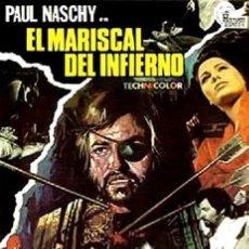 Cine: SUPER 8 ++ EL MARISCAL DEL INFIERNO ++ LARGOMETRAJE PAUL NASCHY. Lote 222506208