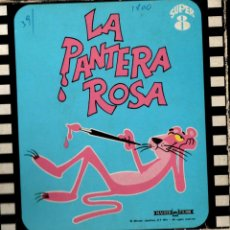Cine: SUPER 8 ++ LA PANTERA ROSA. ANZUELO ROSA ++ 60 METROS. Lote 222506715