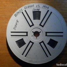 Cine: PELÍCULA - SUPER 8 - BLANES, GERONA - COLOR - AÑO 1975. Lote 222614318