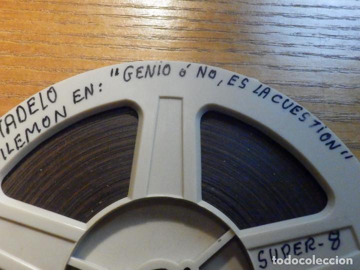 Cine: Película - Super 8 - Mortadelo y Filemón en: Genio ó no, es la cuestión - Color - Sonora - Foto 2 - 222614461