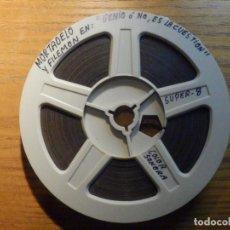 Cine: PELÍCULA - SUPER 8 - MORTADELO Y FILEMÓN EN: GENIO Ó NO, ES LA CUESTIÓN - COLOR - SONORA. Lote 222614461
