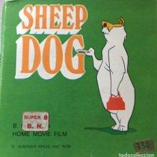 "Cine: SÚPER 8 "" SHEEP DOG"" 1972,. Lote 223557791"