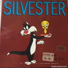 """Cine: SÚPER 8 , """" SILVESTRE"""" 1972.. Lote 223558932"""