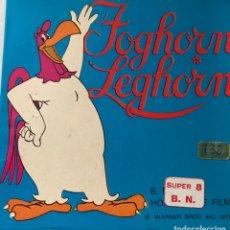 "Cine: SÚPER 8 ,"" FOGHORN LEGHORN"" 1972. Lote 223559910"