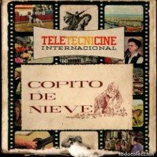 Cine: SUPER 8 ++ COPITO DE NIEVE +DC+ 60 METROS DOCUMENTAL. Lote 226145900