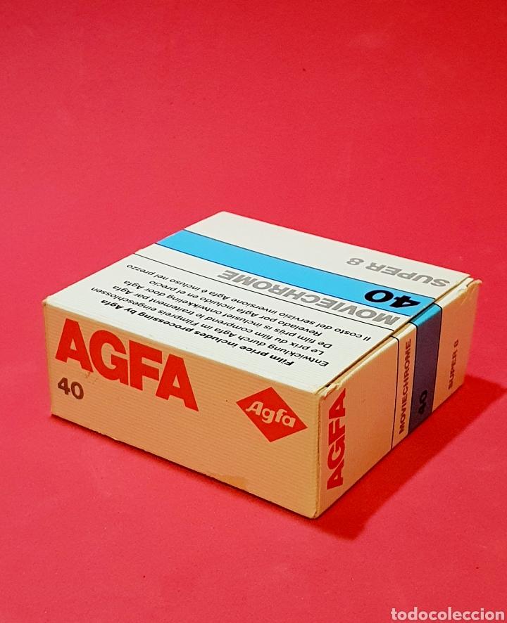 Cine: AGFA MOVIECHROME 40 SUPER 8 - Foto 2 - 230004550