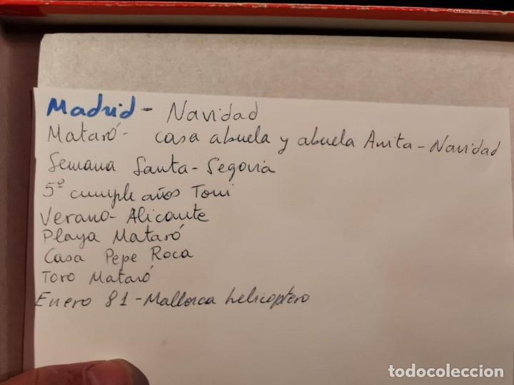 Cine: PELICULA SUPER 8 DE GRABACIONES FAMILIARES AÑOS 1979-80-81MADRID SEGOVIA ALICANTE MALLORCA - Foto 3 - 230788565