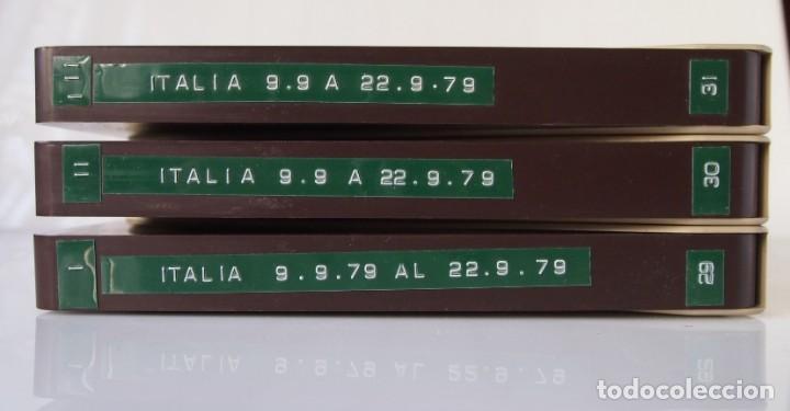 Cine: PELICULA EN SUPER 8mm VIAJE A ITALIA EN 1979 - TRES BOBINAS DE 120m - Italia y sus gentes en 1979 - Foto 2 - 233063405