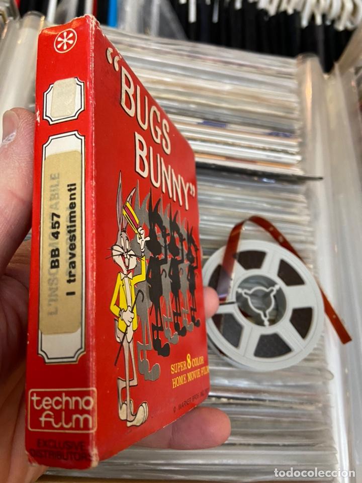 Cine: Bugs bunny super 8 home film película de video - Foto 5 - 233496815