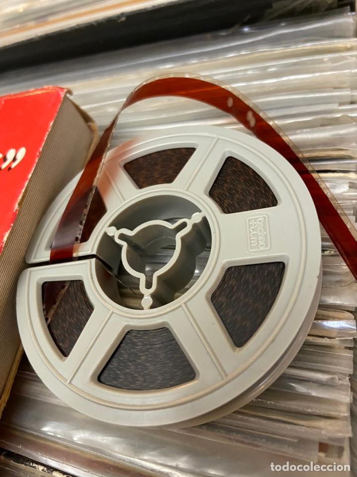 Cine: Bugs bunny super 8 home film película de video - Foto 6 - 233496815