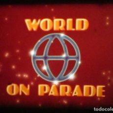 Cine: SUPER 8 ++ WORLD ON PARADE. WORLD OF BAKNIG +DC+ 60 METROS. Lote 234317515